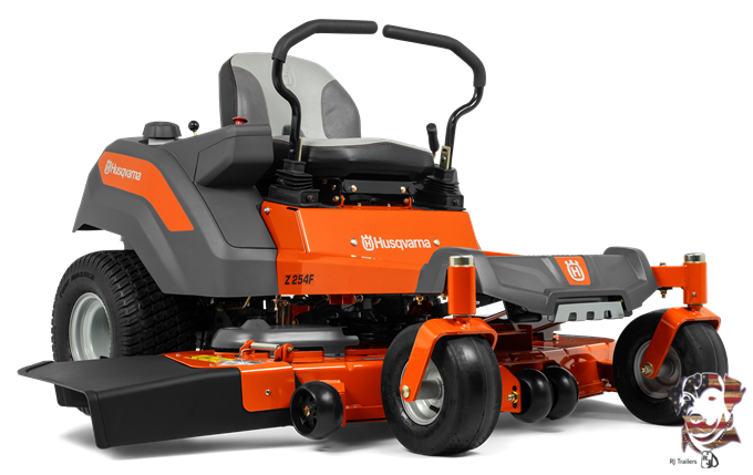 Husqvarna Z 254F Lawn Mowers in Dallas & Longview, TX