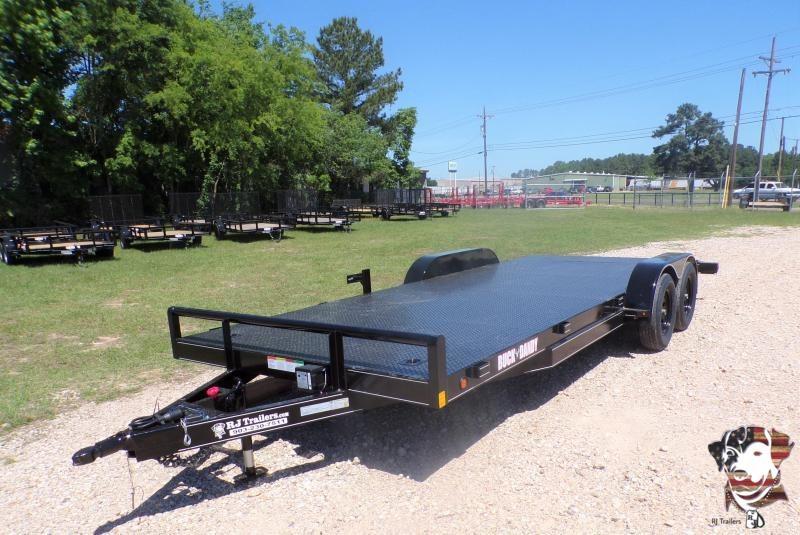 2021 Buck Dandy 83 x 20 BCH Car Hauler / Racing Trailer