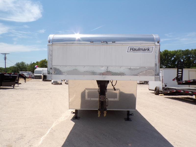 2021 Haulmark 8.5 x 32 Edge Pro Gooseneck Enclosed Cargo Trailer