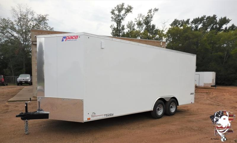 2021 Pace American 8.5 x 20 Journey SE Enclosed Cargo Trailer