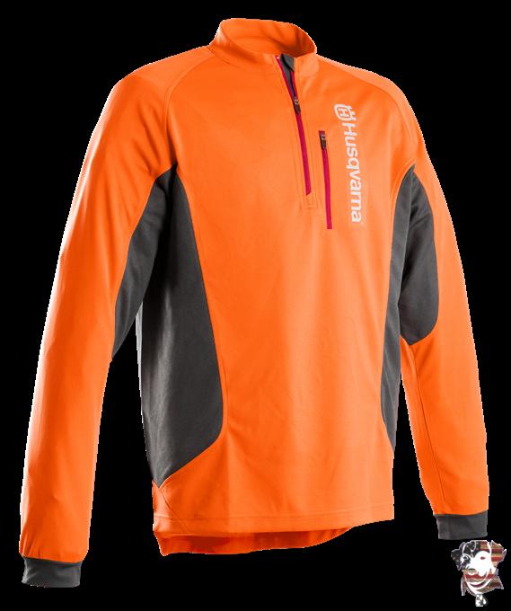 2021 Husqvarna Technical Work T-Shirt Long Sleeve / Protective Gear