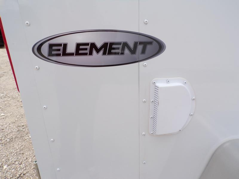 2021 Look Trailers 5 X 8 Element Enclosed Cargo Trailer
