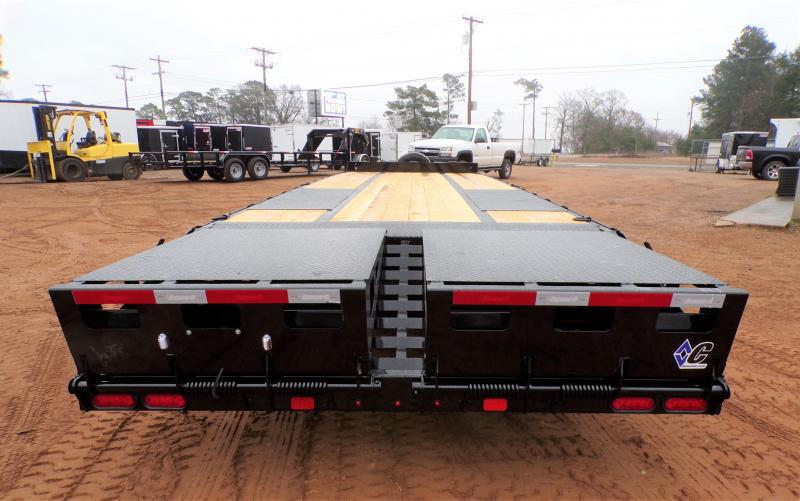 2021 Diamond C Trailers 102 x 30 PX 216 Flatbed Trailer