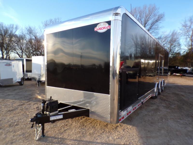 2021 Cargo Mate 8.5 x 32 Eliminator SS Car / Racing Trailer