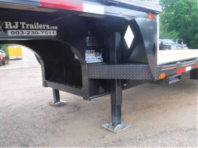 2020 Diamond C Trailers 102 x 50 SDX 212 Flatbed Trailer
