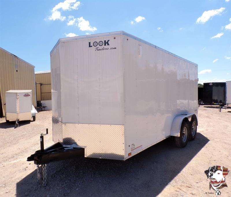 2021 7 x 16 Look Trailers Element Enclosed Cargo Trailer