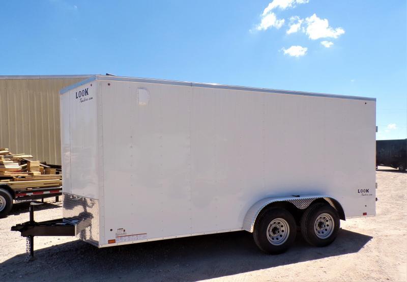 2021 7 x 16 Look Trailers Element Enclosed Cargo Trailer