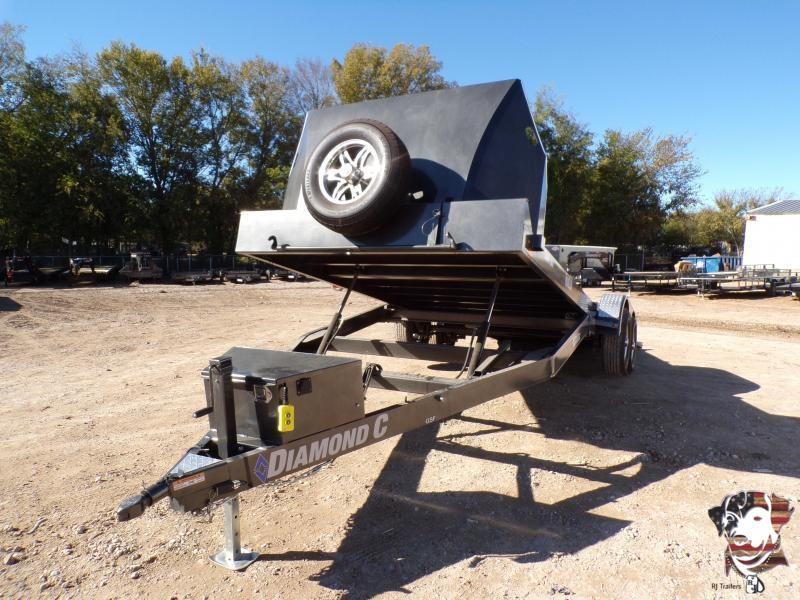 2020 Diamond C Trailers 83 x 22 GSF 252 Car / Racing Trailer