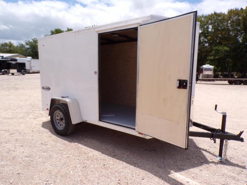 2021 Look Trailers 5 X 10 Element Enclosed Cargo Trailer