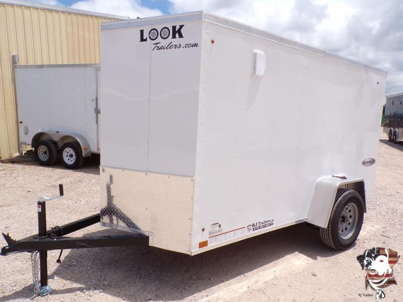 2021 Look Trailers 5 X 10 Element Enclosed Cargo Trailer