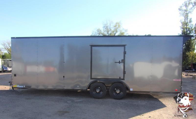 2021 Cargo Mate 8 5 x 24 E Series Enclosed Cargo Trailer