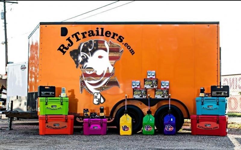 2021 Texas Pride Trailers 82 x 16 Dump Trailer