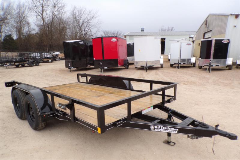2021 Buck Dandy 77 x 12 Big Buck TA Utility Trailer