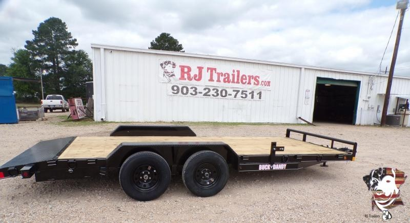 2021 Buck Dandy 83 x 18 BCH Car Hauler / Racing Trailer
