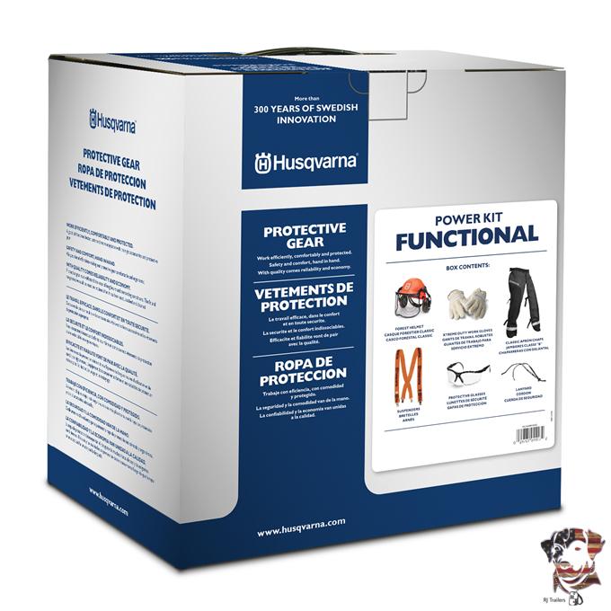 2021 Husqvarna Functional Power Kit / Protective Gear