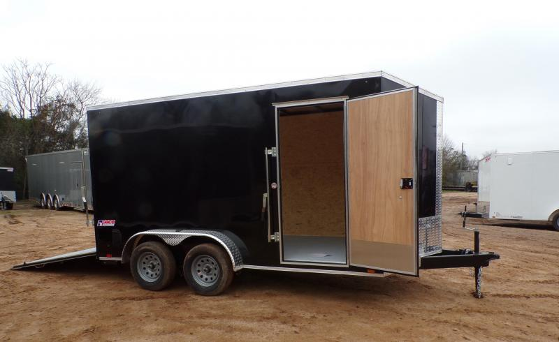 2021 Pace American 7 x 14 TA Journey SE Enclosed Cargo Trailer