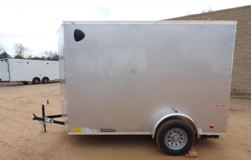 2021 Cargo Mate 6 x 10 E-Series Enclosed Cargo Trailer