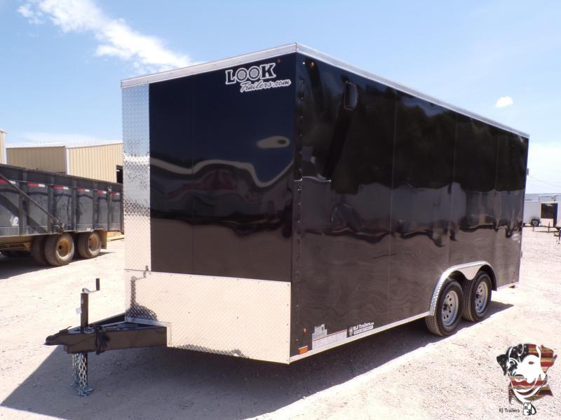 2021 Look Trailers 8.5 X 16  Element SE Enclosed Cargo Trailer
