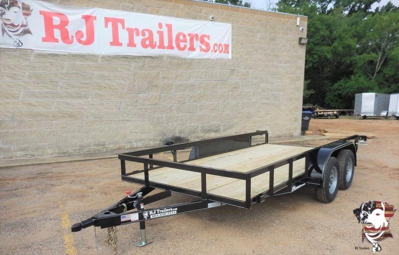 2020 77 x 14 TexLine Patriot Utility Trailer