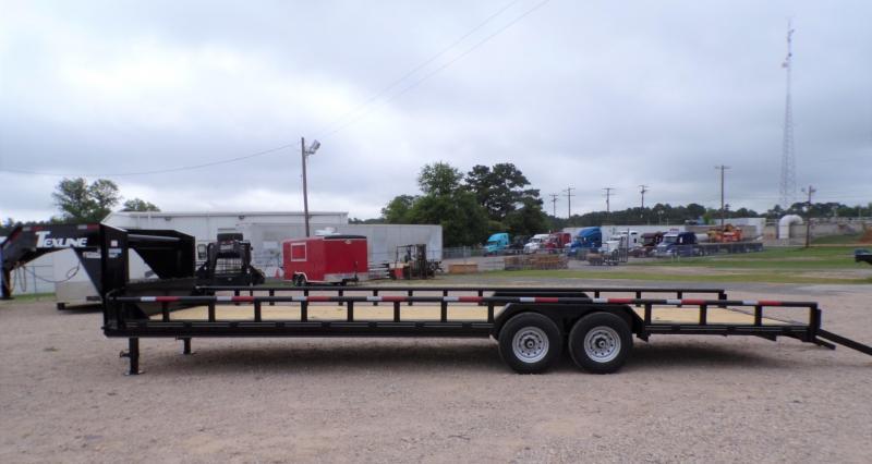 2021 TexLine 102 x 28 Equipment Trailer