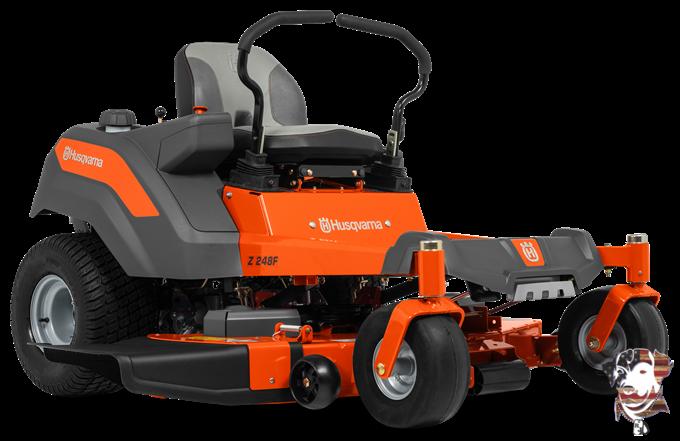 2021 Husqvarna Z 248F Lawn Mowers