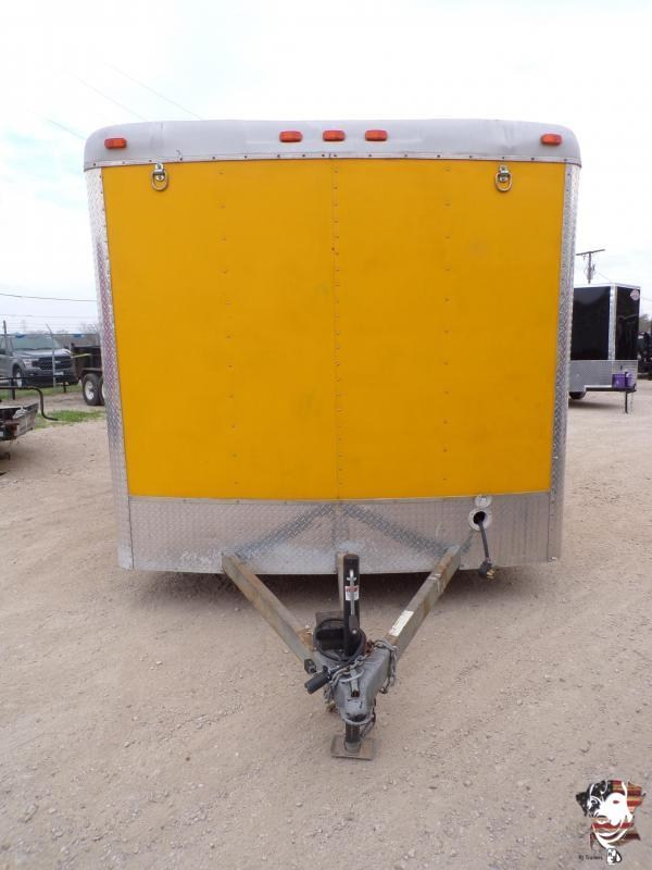 2013 Cargo Craft 8.5 x 16 Vending / Concession Trailer