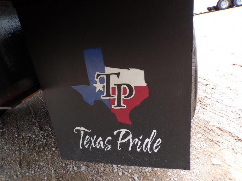 2020 Texas Pride Trailers 96 x 20 x 4  Gooseneck Dump Trailer