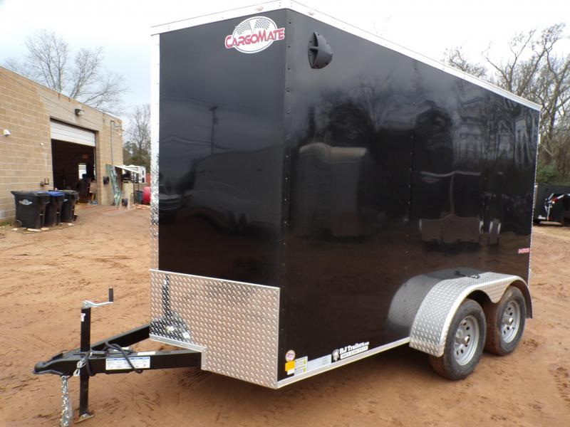 2021 Cargo Mate 6 x 12 E-Series TA Enclosed Cargo Trailer