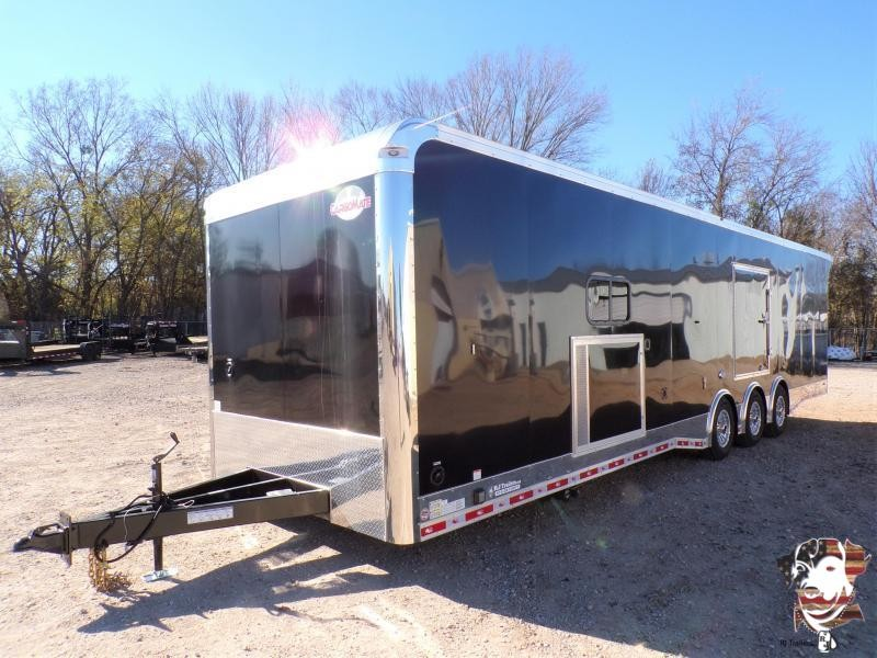 2021 Cargo Mate 8.5 x 34 Eliminator Car / Racing Trailer