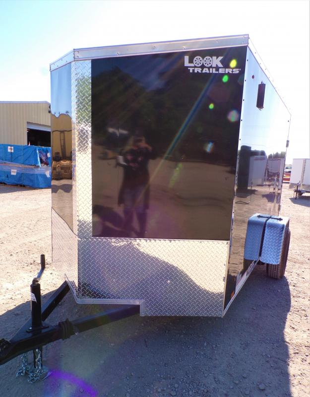 2022 Look Trailers 6 X 10 Element SE Enclosed Cargo Trailer