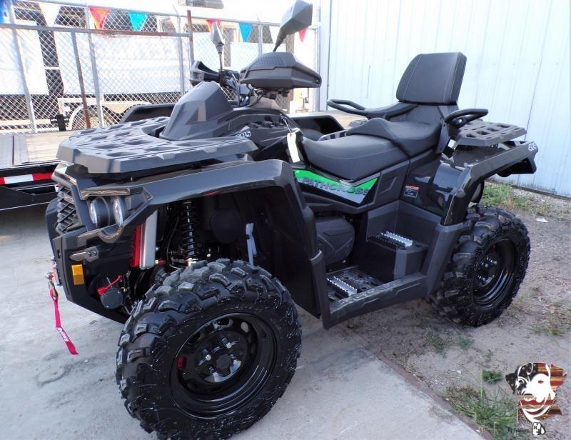 2021 Bennche Pathcross 650 L 4x4