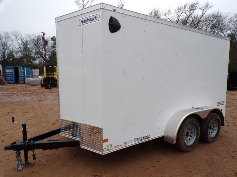 2021 Haulmark 6 x 12 Passport TA Enclosed Cargo Trailer
