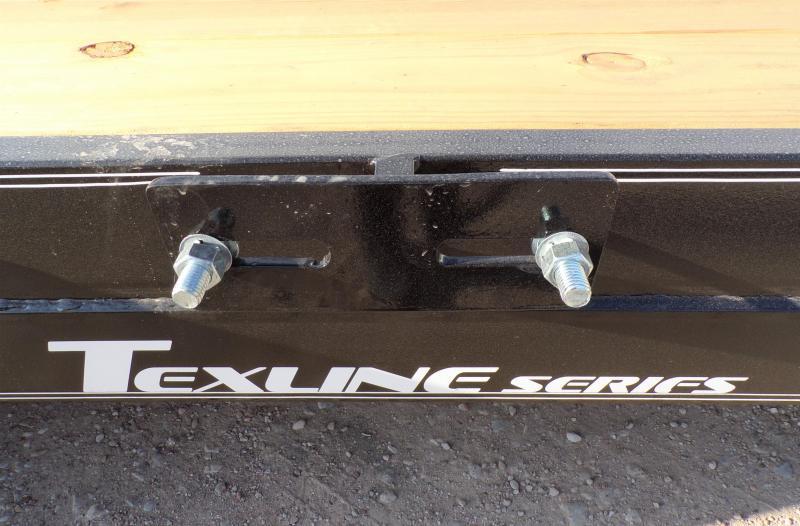 2020 TexLine 83 x 20 Deluxe Car / Racing Trailer