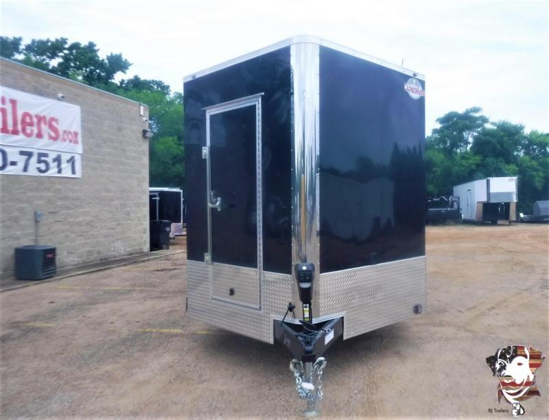 2021 Cargo Mate 8.5 x 24 Eliminator Enclosed Cargo Trailer
