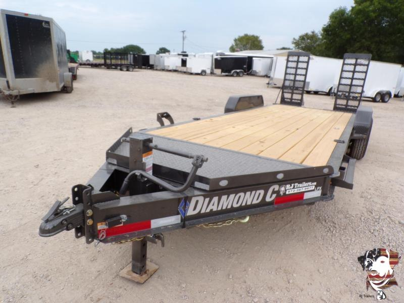 2020 Diamond C 82 x 20 LPX207 Equipment Trailer