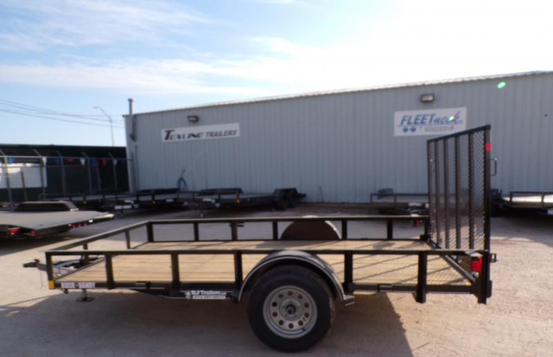 2021 Buck Dandy 77 x 12 SA Little Buck  Utility Trailer