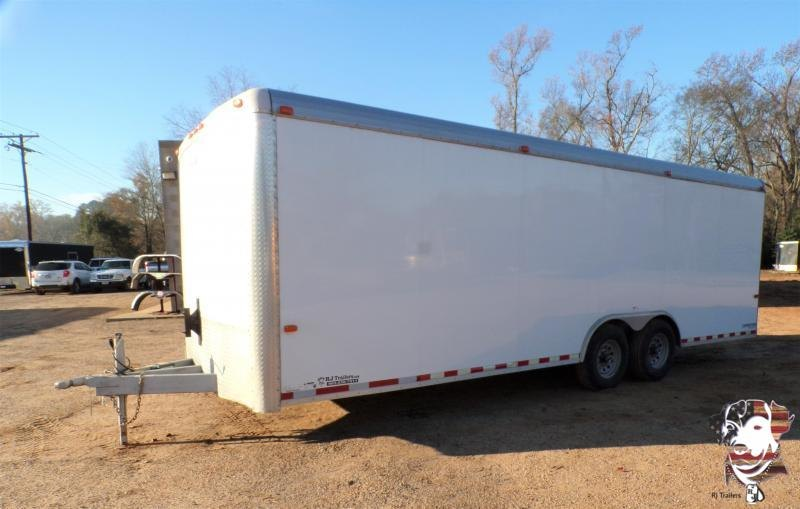 2013 Cargo Craft 8.5 x 24 Enclosed Cargo Trailer