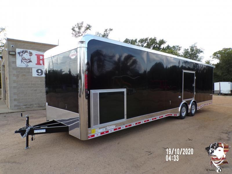 2021 Cargo Mate  8.5 x 32 Eliminator SS Car / Racing Trailer