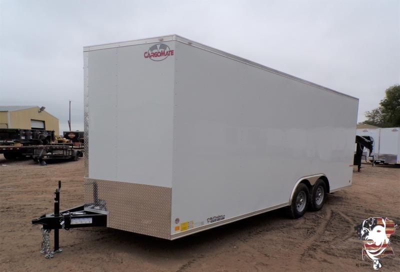 2021 Cargo Mate 8.5 x 20 E-Series Car Hauler Trailer