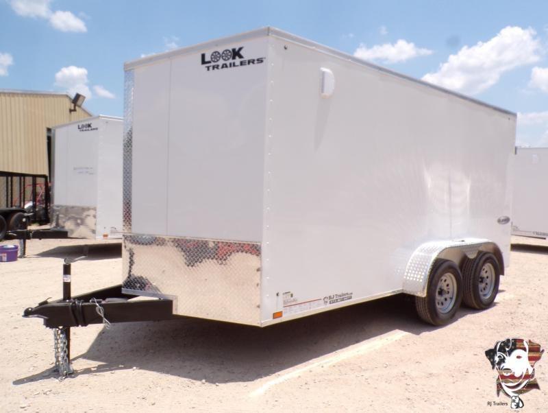 2022 Look Trailers 7 x 14 Element SE Enclosed Cargo Trailer