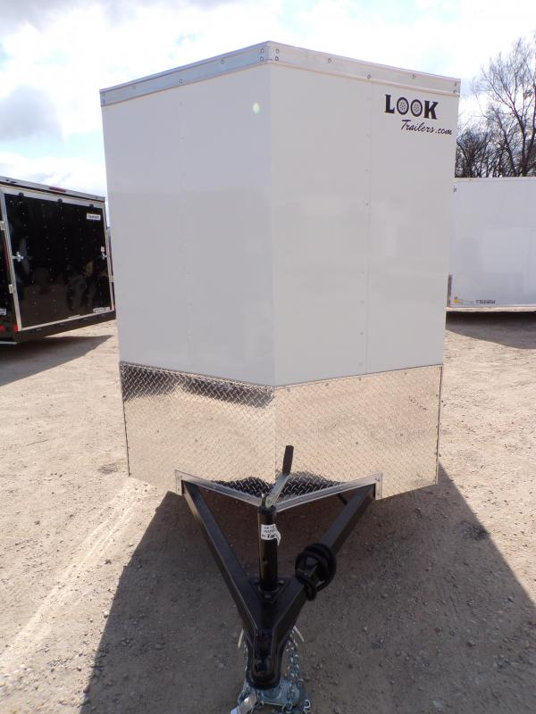 2021 Look Trailers 5 X 10 Element SE Enclosed Cargo Trailer
