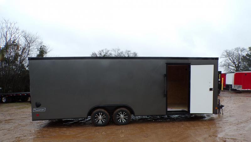 2021 Haulmark 8.5 x 24 Transport V-Nose Enclosed Cargo Trailer