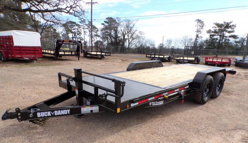 2021 Buck Dandy 83 x 20 BCT-Tilt Utility Trailer
