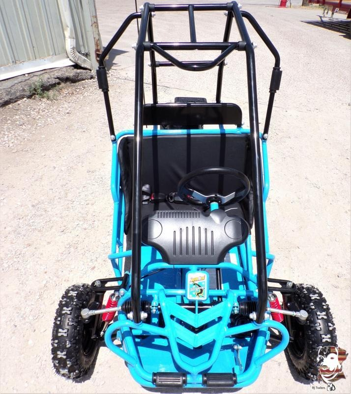 2019 Hammerhead Off Road Torpedo Go Cart