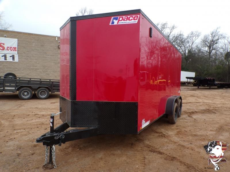 2021 Pace American 7 x 16 Journey SE Enclosed Cargo Trailer
