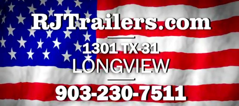 1997 Parker 6 x 10 Utility Trailer