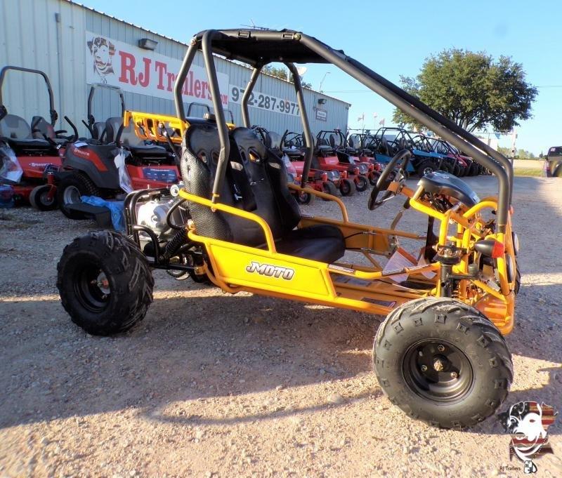 2021 Bennche GK 125G Go Cart
