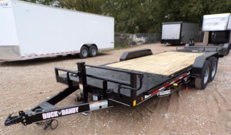 2021 Buck Dandy 83 x 20 BCH-T Car Hauler