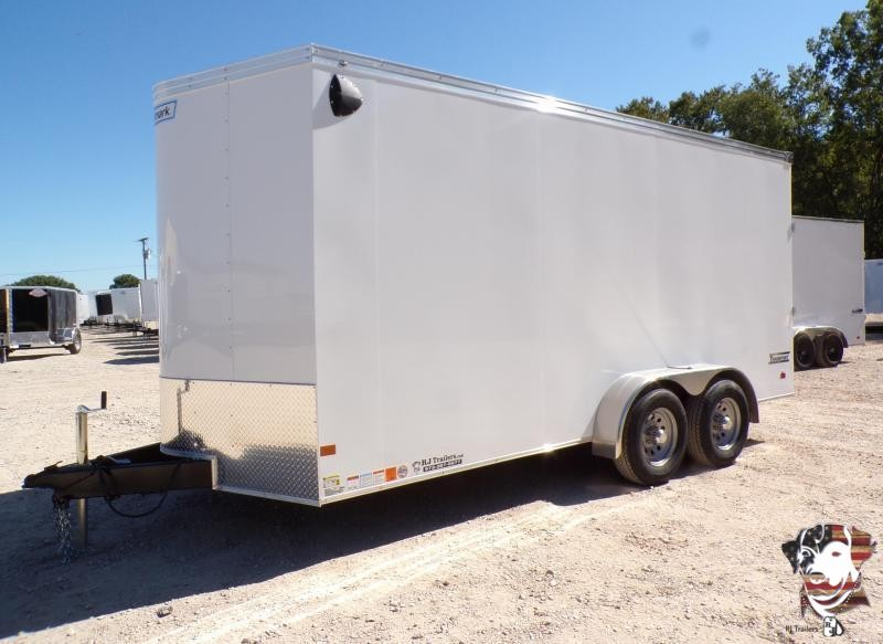2022 Haulmark 7 x16 Transport Enclosed Cargo Trailer