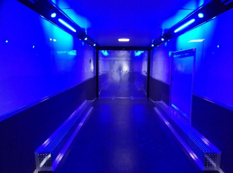 2022 Cargo Mate 8.5 x 32 Eliminator Car / Racing Trailer